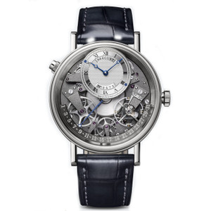 New Breguet Tradition 7597 White Gold