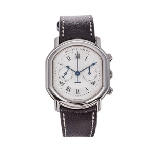 Daniel Roth Masters Chronograph *UNWORN* Black Strap