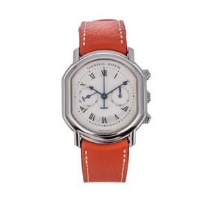 Daniel Roth Masters Chronograph *UNWORN* Orange Strap
