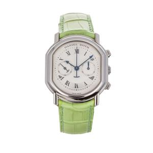 Daniel Roth Masters Chronograph *UNWORN* Green Strap