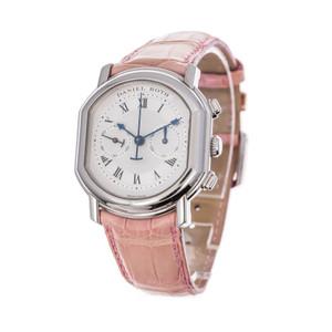 Daniel Roth Masters Chronograph *UNWORN* Pink Strap