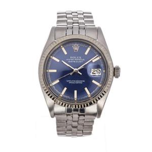 Rolex Datejust 1601 *Blue Dial*