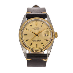Rolex Datejust 1601 Two-Tone *Sigma Dial*