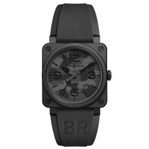 New Bell & Ross BR 03-92 Black Camo