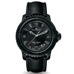 New Blancpain Fifty Fathoms Automatique Black PVD