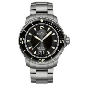 New Blancpain Fifty Fathoms Grande Date