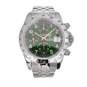 Tudor Prince Date 'Tiger' Chronograph *Green Dial*