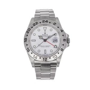 Rolex Explorer II 16570 *Polar* *3186 Movement* *Engraved Rehaut* *Wire Only*