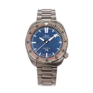 Sinn Diving Watch T2-B EZM 15 *Blue Dial* *Titanium*