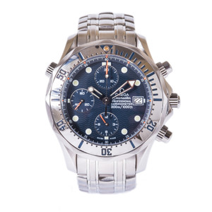Omega Seamster 300M Chronograph 2598.80 *Blue Dial*