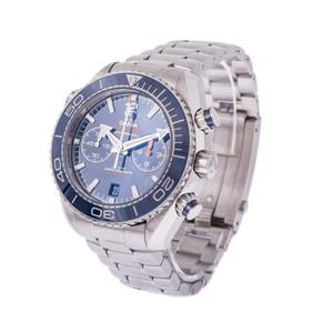 Omega Seamaster Planet Ocean 600M Chronograph *Blue Dial* *2020*