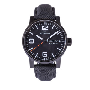 Fortis Spacematic Black Edition