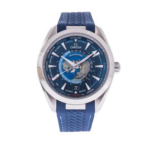 Omega Seamaster Aqua Terra Worldtimer GMT