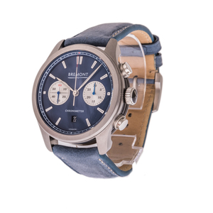 Bremont ALT1-C Blue Pilot's Chronograph
