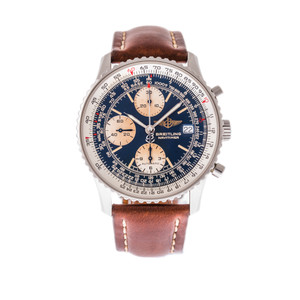 Breitling Old Navitimer II A13022 *Blue Dial*