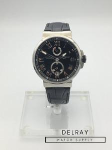 Ulysse Nardin Maxi Marine Chronometre Black Dial