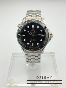 Omega Seamaster Ceramic Black Dial *MINT*