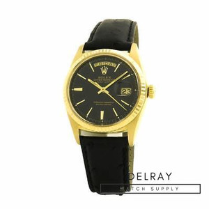Rolex Day Date 1803 Black Dial