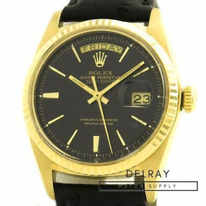 Rolex Day Date 1803 Black Dial