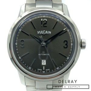 Vulcain 50s Presidents' Classic Grey Dial