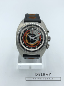 Vulcain Nautical 70's Alarm *Unworn*