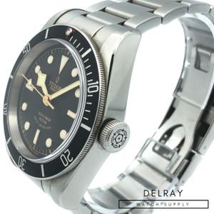 Tudor Black Bay Black Bezel (ETA)  79220N *RARE*