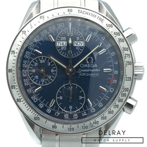 Omega Speedmaster Triple Date Blue Dial *PRICE DROP* *ON SPECIAL*