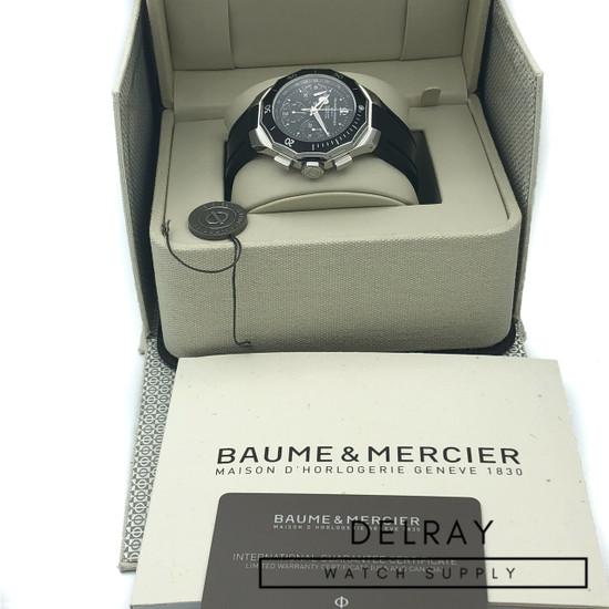 Baume et Mercier Riviera Chronograph