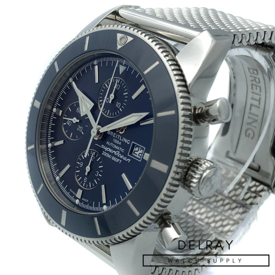Breitling Superocean Heritage II Chronograph *Blue Dial*