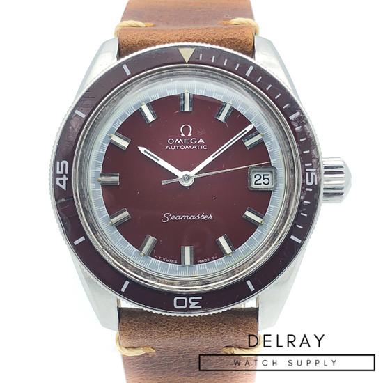 Vintage Omega Seamaster 60 *Red Dial and Bezel*