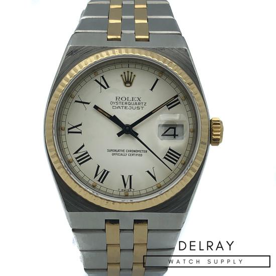 Rolex Datejust Oysterquartz *Buckley Dial*