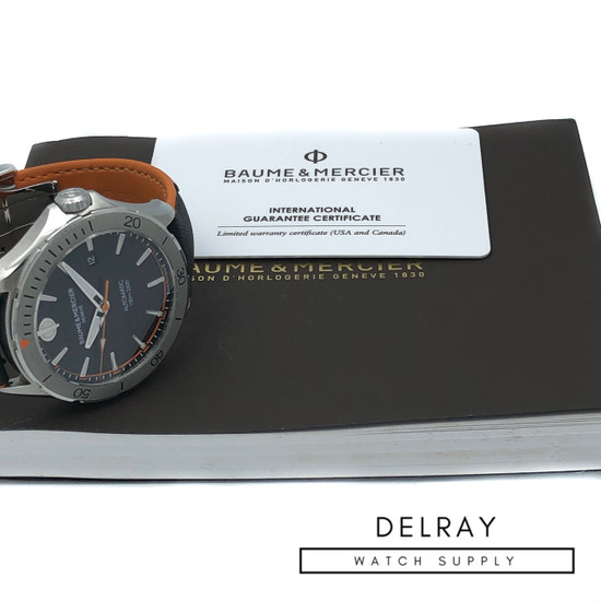 Baume et Mercier Clifton Club