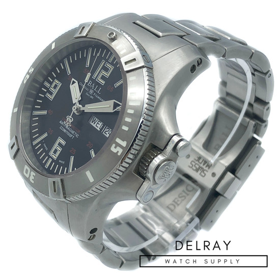 Ball Engineer Hydrocarbon II Spacemaster Glow