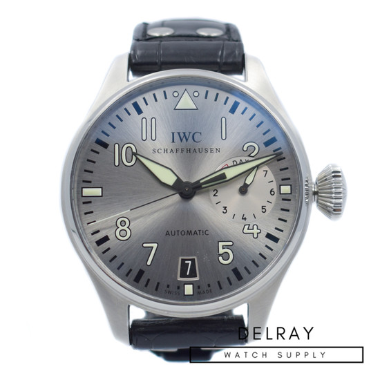 IWC Big Pilot Father Edition