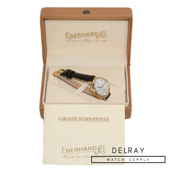 Eberhard and Co 8 Days