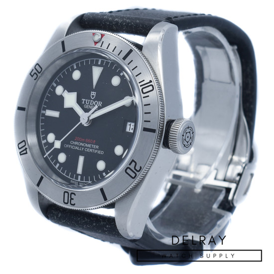Tudor Black Bay on Strap 79730