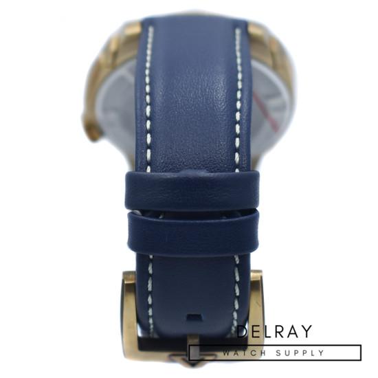 Anonimo Nautilo Bronze Blue Dial *UNWORN*