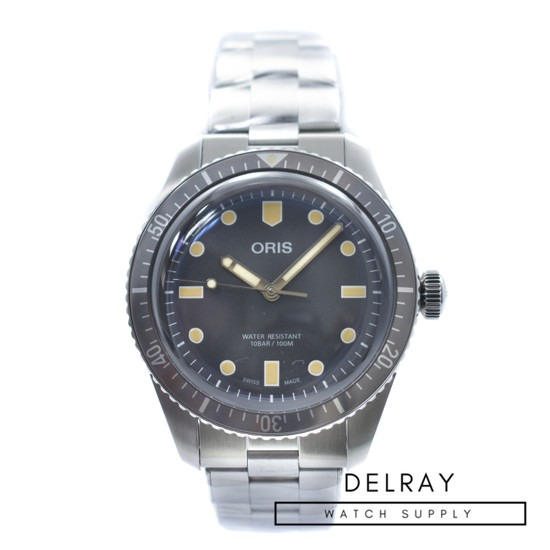 Oris Divers Sixty Five Hodinkee *Limited Edition*