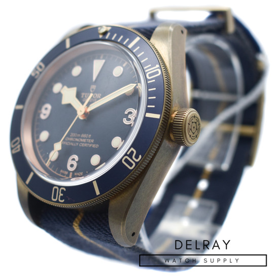 Tudor Black Bay Bronze Bucherer