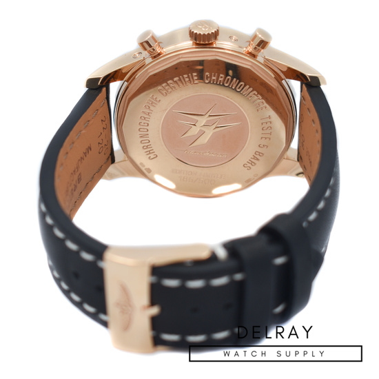 Breitling Transocean Chronograph 1461 18K Rose Gold