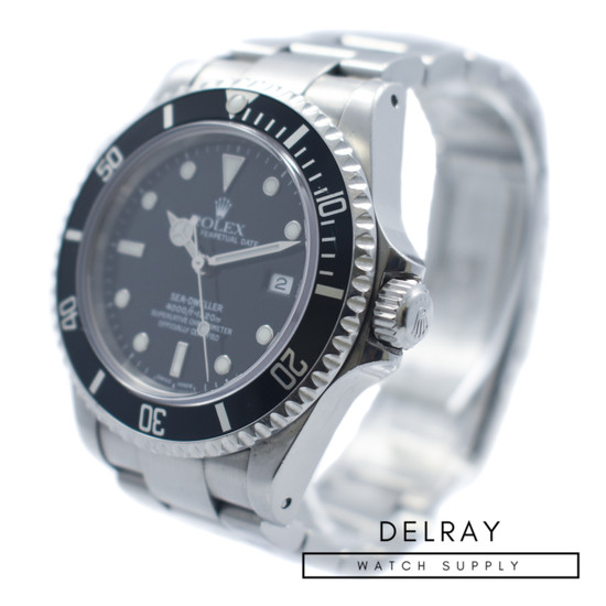 Rolex Seadweller 16600 *Box and Papers*