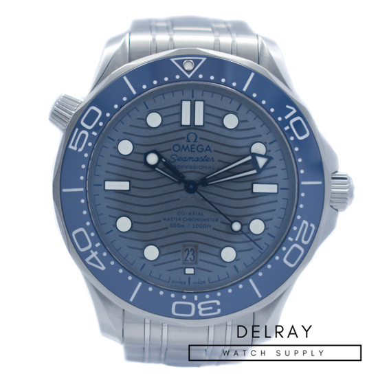 Omega Seamaster Professional Ceramic Gray Dial