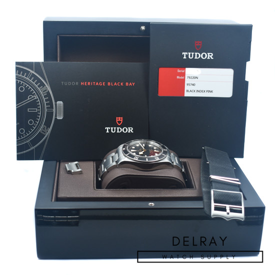 Tudor Black Bay Black ETA 79220N *ON SPECIAL*