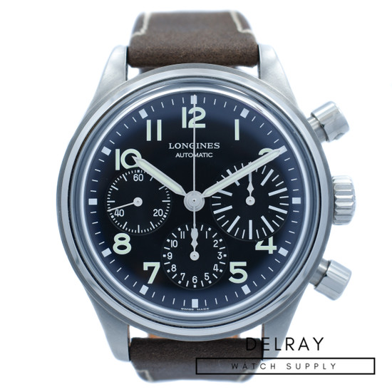 Longines Heritage Aviation Big Eye