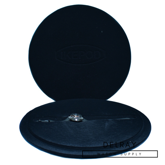 Ikepod Isopode Chronograph Black Dial *UNWORN*