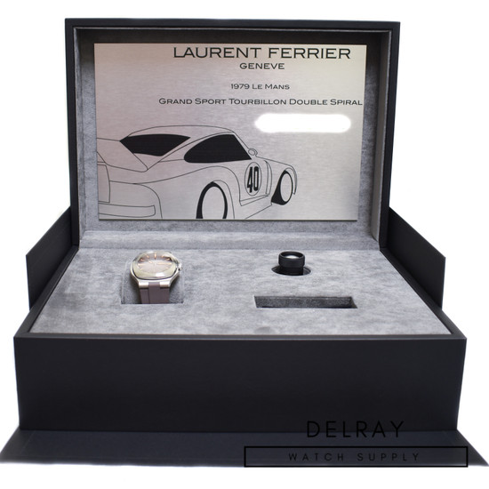 Laurent Ferrier Grand Sport Tourbillon *UNWORN* *Limited Edition*