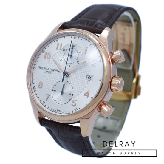 Frederique Constant Runabout Chronograph *ON SPECIAL*