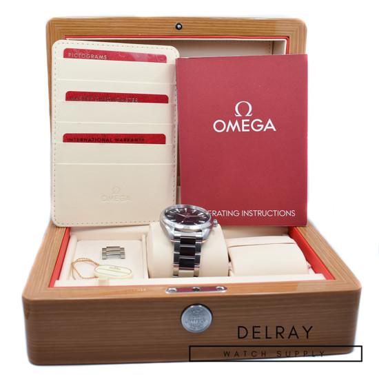 Omega Seamaster Aqua Terra *2019 Box and Papers*
