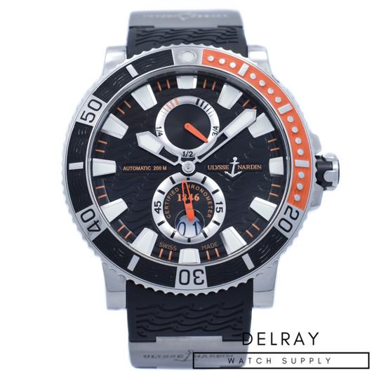 Ulysse Nardin Maxi Marine Diver Titanium