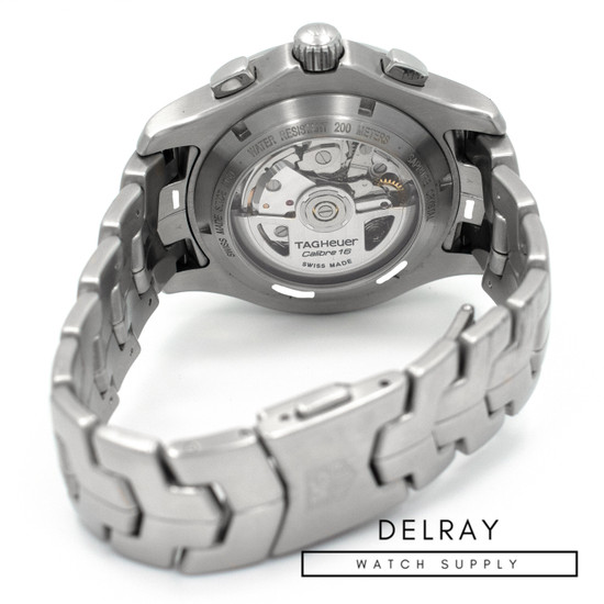 Tag Heuer Link Chronograph Blue Dial *ON SPECIAL*